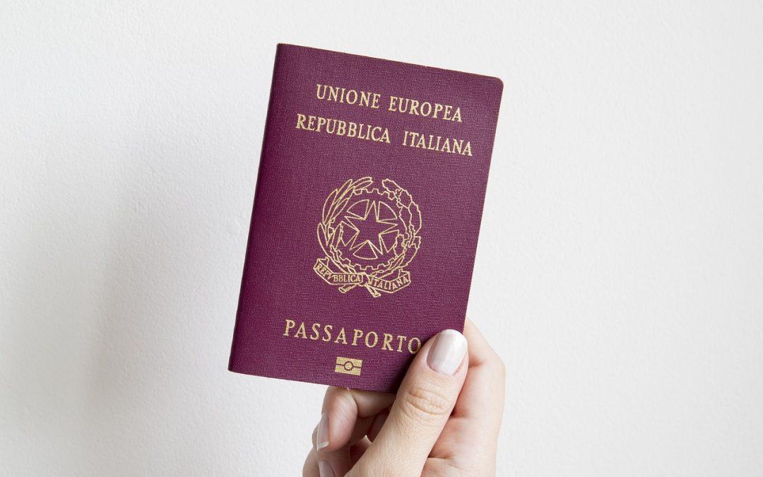 Como Obtener La Ciudadanía Italiana Por Descendencia
